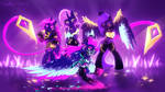 K/DA My Little Pony Neon [MLP x LoL]