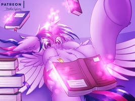 Books! [Preview] by Shad0w-Galaxy