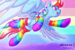 Gay Pride [Rainbow Dash] by Shad0w-Galaxy