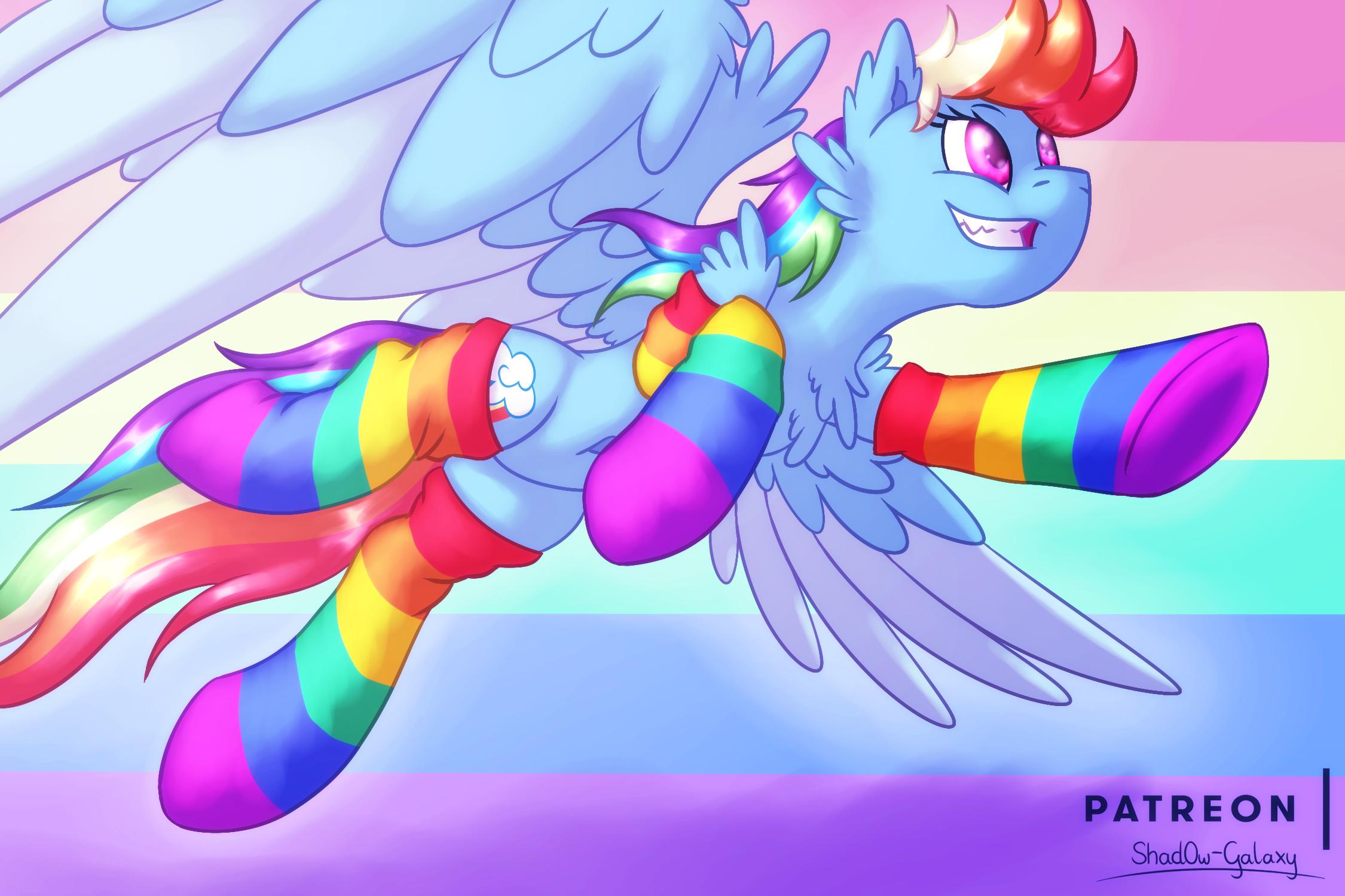 Gay Pride [Rainbow Dash]