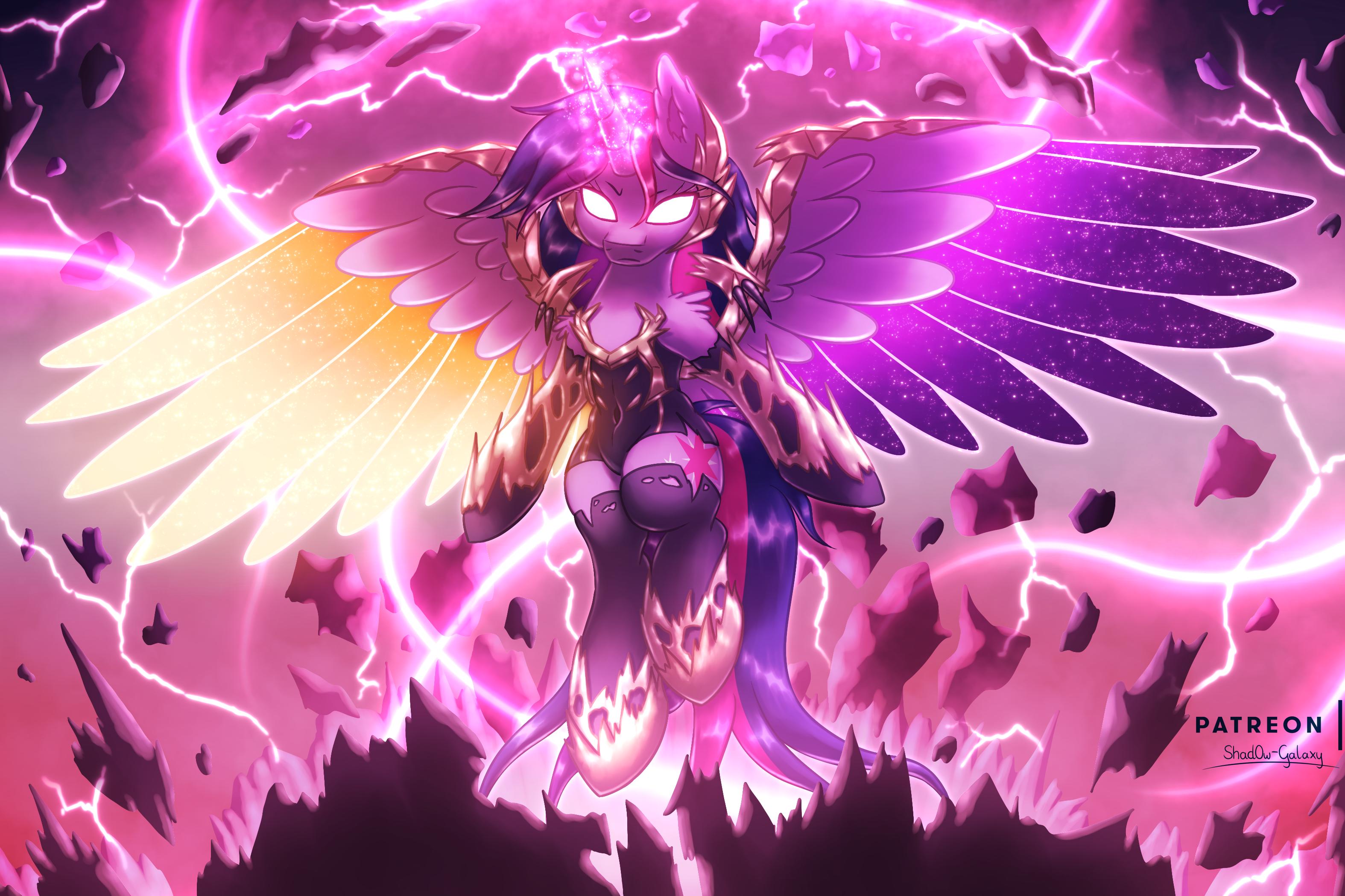 Transcended [MLP Twilight]