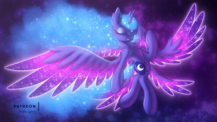 The Night Goddess [MLP Luna]
