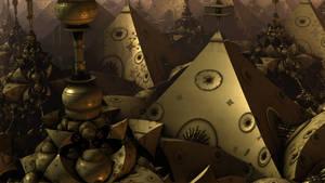 Temple Of Doom by HalTenny