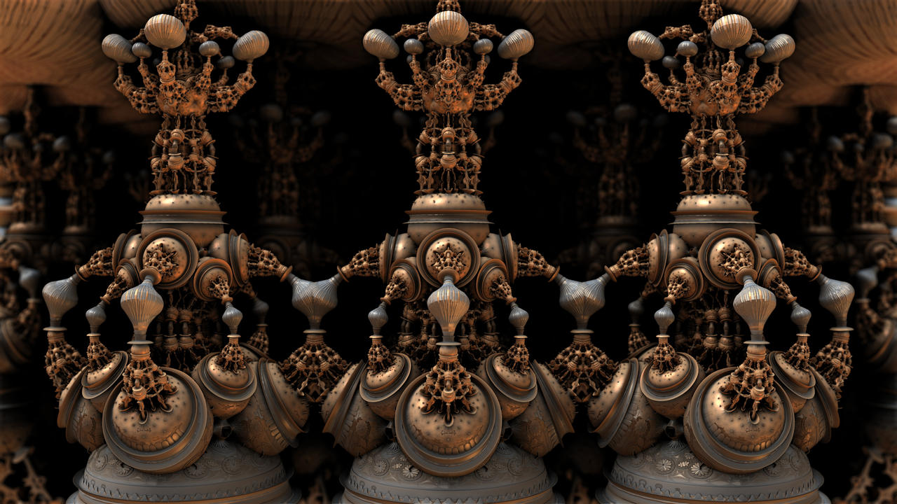 Tripple Crown by HalTenny