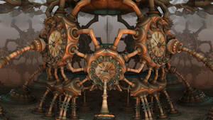 Tuber Steam Clock