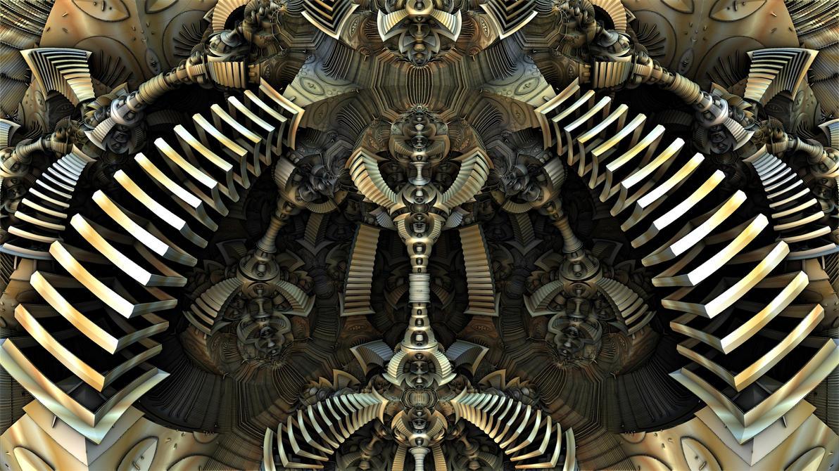 Mechanical Precision by HalTenny
