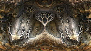 Cave of Trees by HalTenny