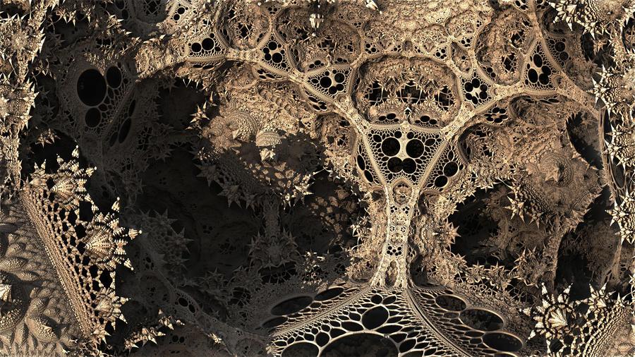 Sunlit Crustacean by HalTenny