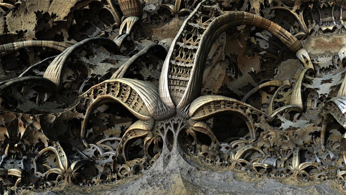 Scorpion Plant by HalTenny