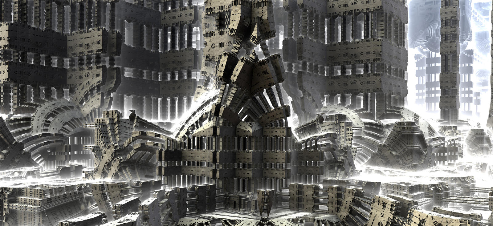 Ascendant City by HalTenny