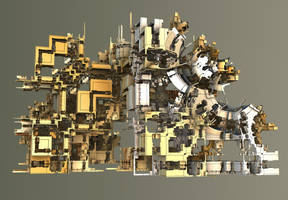 3D Puzzle by HalTenny
