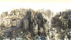 Big City Heat Wave by HalTenny