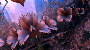 They Must Be Alien Flowers by HalTenny