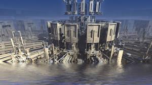 Sinking Ship by HalTenny