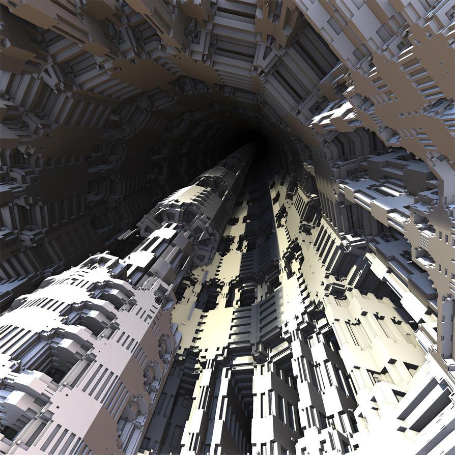 Dark Tube by HalTenny