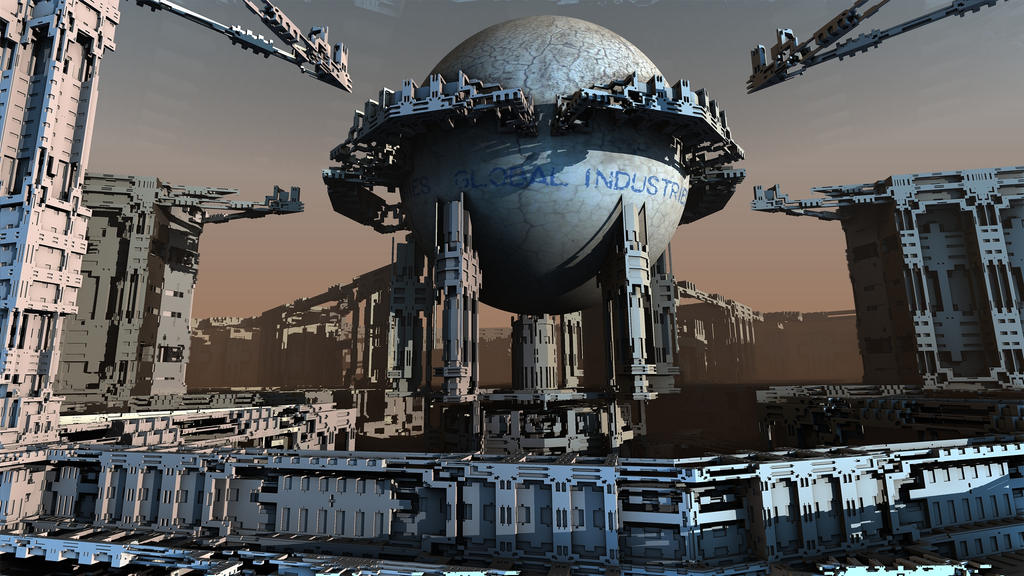 Global Industries by HalTenny