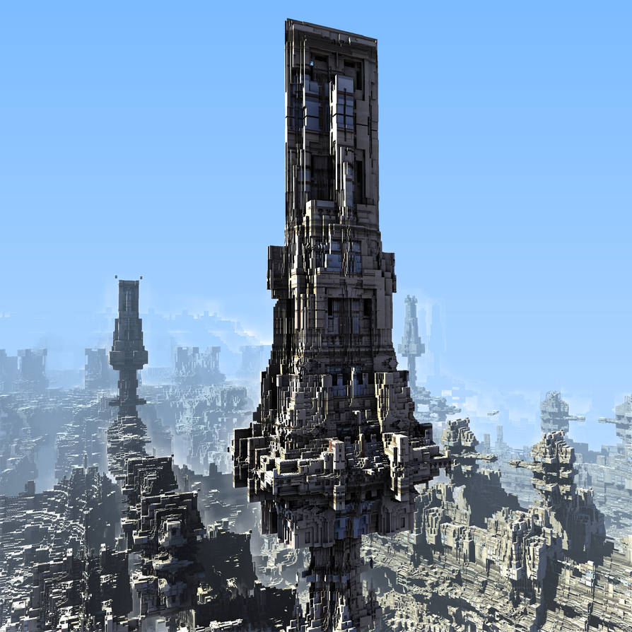 Tower Version 2.0 by HalTenny