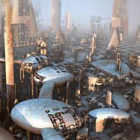 Alpha Base Mars by HalTenny