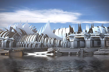 Atlantis by HalTenny