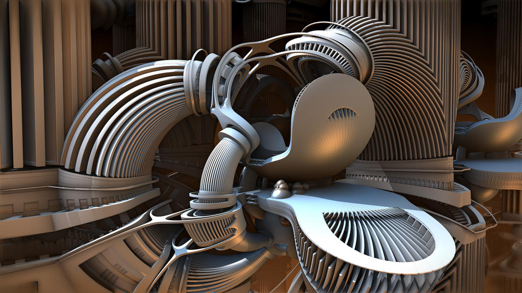 New Time Machine by HalTenny