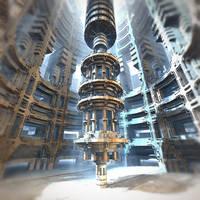Turbine by HalTenny