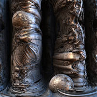 Creepy Columns by HalTenny