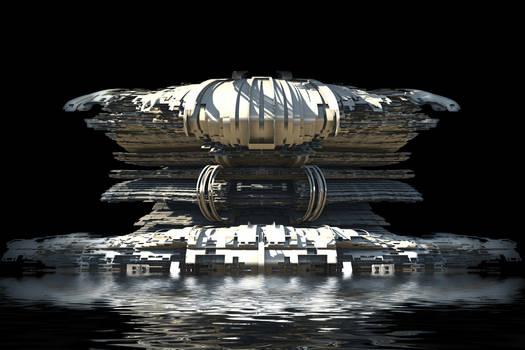 Floating Brick