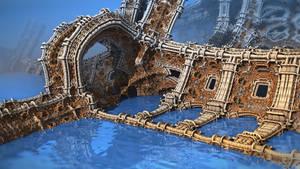 Castle Underwater