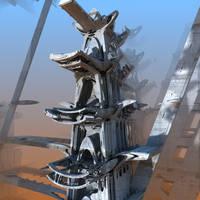 MC Tower by HalTenny