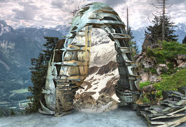 The Portal by HalTenny