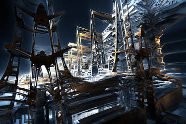 Space Complex by HalTenny