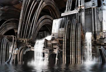 Hydro Power by HalTenny