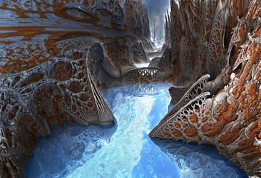 Fantasy Creek by HalTenny