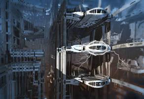Interdimensional Transport by HalTenny