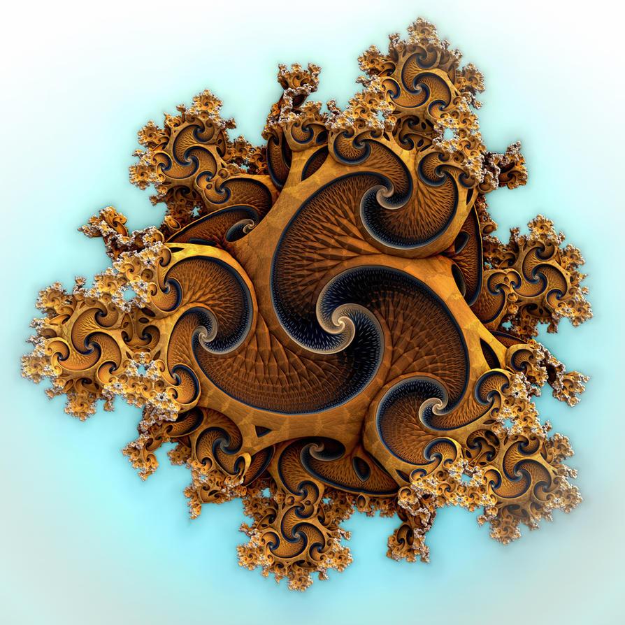 Smooth Spirals by HalTenny