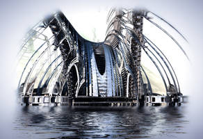 Invasion Station by HalTenny