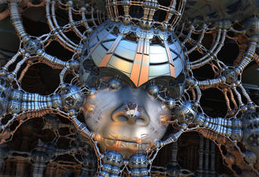 Assimilated Man by HalTenny
