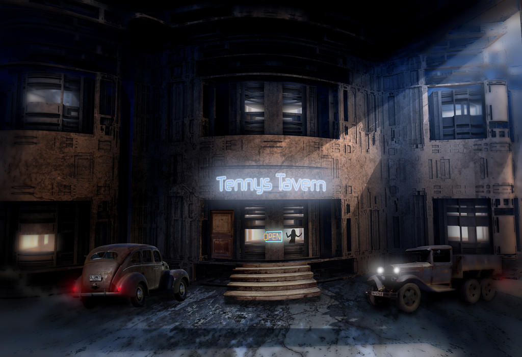 Tennys Tavern by HalTenny