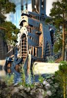 A Nice Place by HalTenny