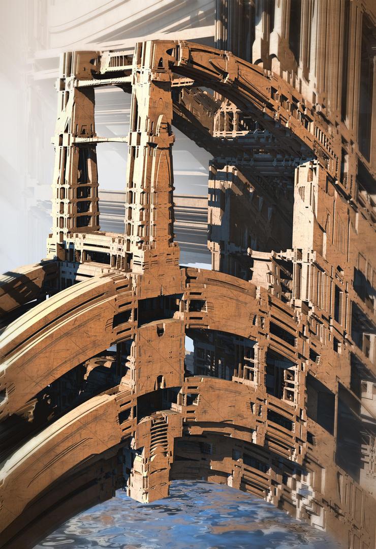 Water Under the Bridge by HalTenny