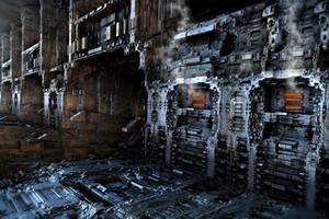 Boiler Room by HalTenny