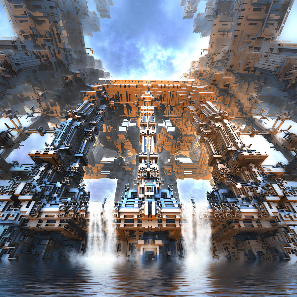 Open Floodgates by HalTenny