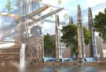 Future Tree Farm by HalTenny