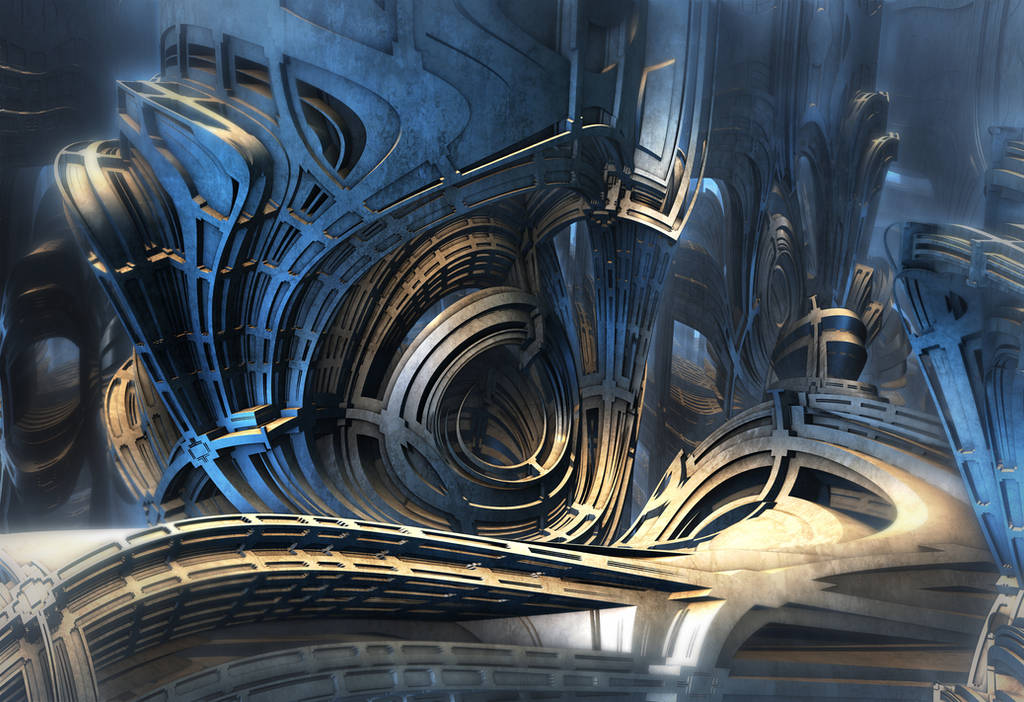 Portal World by HalTenny