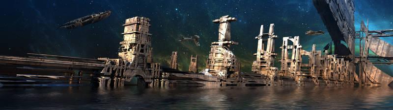 Alien Supply Port