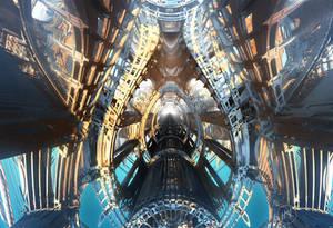Engage Warp Engine