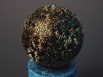 Sphere study by Djohaal