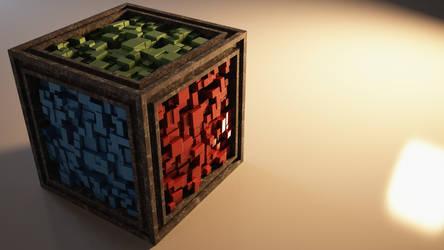 Cube1 by Djohaal