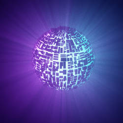Greebled sphere by Djohaal