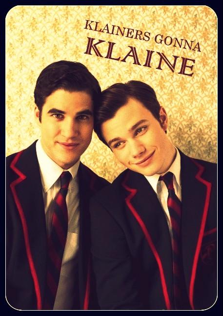 Just Klaine by simplewaytodie